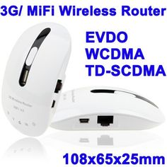 Mini MIFI Portable 3G / 4GWireless Router, 3G WIFI Router. Get it on Weekly Deals #weeklydeals #Sale #dealoftheday #3grouter Wireless Router, Wifi Router, Car Parts And Accessories, Ergonomic Mouse, Online Shopping Stores, Electronics Sale, Mini, Free Shipping