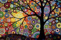 | дерево счастья - Схемы вышивки - megakenga ...