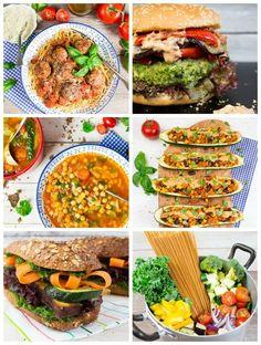 10 Quick Veggie Meals