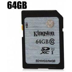 #GearBest - #Gearbest Original Kingston 64GB SDXC Card - AdoreWe.com