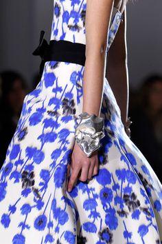 Giambattista-Valli Couture-2014 blue flowers