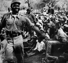 This Day in History: Oct Samora Machel, president of Mozambique, dies… Pan Africanism, Black African American, Still Standing, My Black Is Beautiful, Historical Pictures, African American History, Online Images, World History, Military History