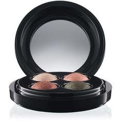 Mac Mineralize Eye Shadow x4 ($46) ❤ liked on Polyvore featuring beauty products, makeup, eye makeup, eyeshadow, a medley of mauves, mac cosmetics, mineral eye shadow, mac cosmetics eyeshadow, mineral eyeshadow and palette eyeshadow