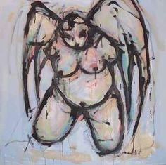 AURÉLIE MANTILLET 2008 Le Sexe des Anges Series. #2