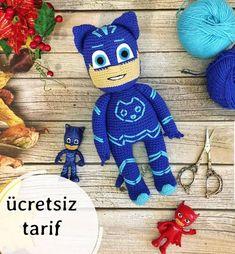 Crochet Toys, Free Crochet, Minion Crochet Patterns, Amigurumi Doll Pattern, Pattern Cutting, Free Knitting, Crochet Projects, Diy And Crafts, Handmade