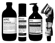 Aesop...love their products. Try in summer the rose petal infused mist!