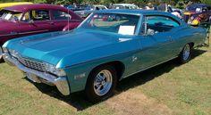 '68 Impala Sportroof