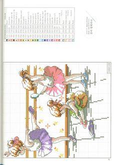 123 Cross Stitch, Cross Stitch For Kids, Cross Stitch Books, Cross Stitch Charts, Cross Stitch Designs, Cross Stitch Patterns, Cross Stitching, Cross Stitch Embroidery, Stitch Doll