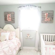 Measures rustic girls bedroom, girls flower bedroom, girls room c