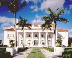 Flagler Museum, W. Palm Beach, FL