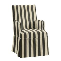 Exceptionnel Parsons Armchair Slipcover $123.95   $351.00
