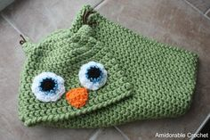 A[mi]dorable Crochet: Who...who...wants a free pattern????