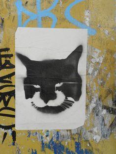 Street art, Paris (By Mezzo Forte)