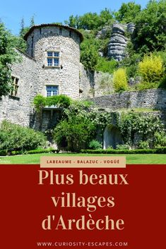 Road Trip France, Beaux Villages, We Fall In Love, Europe Destinations, What A Wonderful World, Camping, Beach Trip, Wonders Of The World, Places