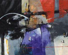 """Saatchi Art Artist Shabnam Parvaresh; Painting, """"Untitled 9"""" #art"""