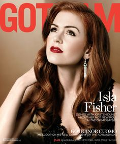 "Isla Fisher on ""Incredible"" Motherhood and ""Important Collaborations"" With Her Husband 