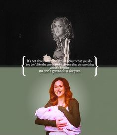 """It's not about what you say, it's about what you do.  You don't like the person you've become then  do something about it because no one's gonna do it for you."" Peyton Sawyer-Scott"