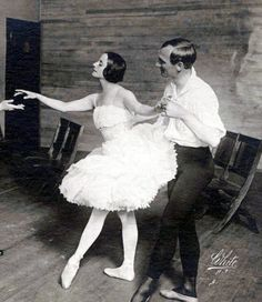 Ballet Dance Identifications- Quick bits of information on historical ballet figures