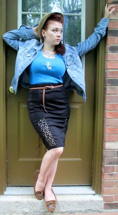 """All That Denim 