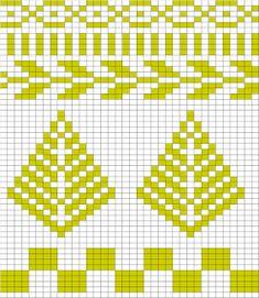 Motif Fair Isle, Fair Isle Chart, Fair Isle Pattern, Fair Isle Knitting Patterns, Knitting Charts, Loom Knitting, Knitting Machine, Free Knitting, Crochet Cowl Free Pattern