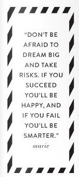 Good to keep in mind as I'm commencing my year of RISK. #Plux #2014