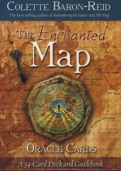 Loot.co.za - Books: The Enchanted Map Oracle Cards (Cards): Colette Baron-Reid | Fortune-telling by cards (cartomancy) | Fortune-telling & divination | Mind, body & spirit | Health, Home & Family