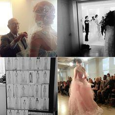 Oscar de La Renta, Bridal Collection Spring 2014...RRRRomantico!!!!!
