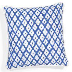 Fodera di cuscino double-face in cotone 40 x 40 cm CYCLADES