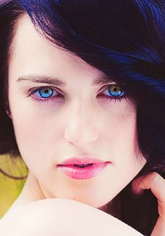 Katie McGrath.