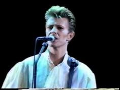 DAVID BOWIE - SOUND AND VISION - LIVE TOKYO 1990 - YouTube - Because I adore him and this tune, because I was at this concert in Tokyo, because it has been a frequent soundtrack to my life's twists and turns, and because it was first released on this day in 1977...