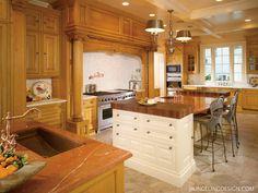 Luxury Kitchen Designer | Hungeling Design | Clive Christian Kitchen - New Orleans by Hungeling Design