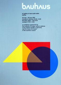 bauhaus poster art - Google Search