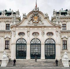 Belvedere, Vienna                                                                                                                                                                                 Mais