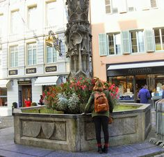 Travel Tuesday (but on a Thursday): Lucerne, Switzerland