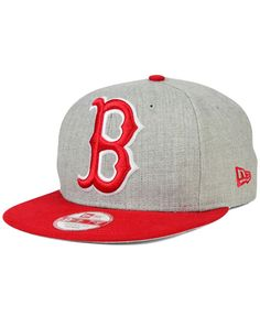 62226c7bd7a New Era Boston Red Sox Logo Grand 9FIFTY Snapback Cap Men - Sports Fan Shop  By Lids - Macy s