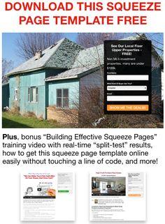 real estate investor website templates
