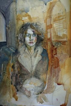 watercolor study-Kate Thompson