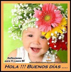 hola buenos días ♥