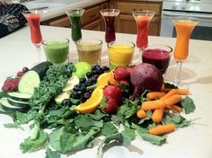 JustOnJuice.com Juicing Recipes, Shopping Lists and Forums by JustOnJuice, via Flickr