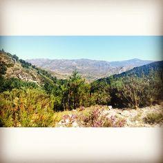 Vista desde San Antón en Rodiezmo #León