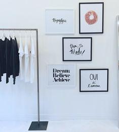 dressing closet and framework
