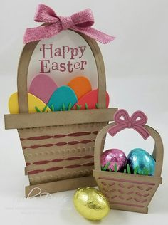 Welcome to the Stampin Friends Easter Blog Hop.  Don't forget to hop all the way through so you can see everyone's wonderful creations!  ...