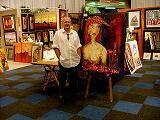 Laubar Art...m Painting Gallery, Artist Painting, Studio, Phone, Telephone, Studios, Mobile Phones