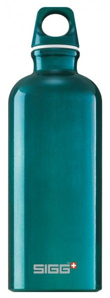 Black Friday 2014 Sigg Traveler Classic Water Bottle Green Transparent) from Sigg Cyber Monday