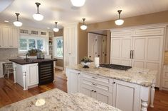 Granite Countertop With White Cabinets Design Ideas Pictures Remodel And Decor Page