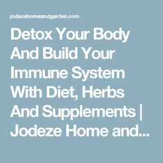 how to build immune system in tween