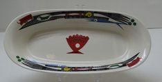 Figgjo Flameware A La Carte Scandinavian Mid Century Danish Modern Serving Dish Danish Modern, Midcentury Modern, Serving Dishes, Pottery Art, Scandinavian, Mid Century, Tableware, Glass, Cards