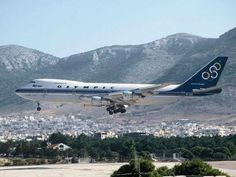 This abandoned Boeing 747 at the former Ellinikon International Airport in Athens was infiltrated by urban explorers who photographed its interior. A380 Aircraft, Passenger Aircraft, Boeing 747, Olympic Airlines, Athens Airport, Jumbo Jet, Commercial Aircraft, Civil Aviation, Photo Search
