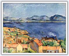 Forum Gerçek - Tekil Mesaj gösterimi - Paul Cezanne (1839 - 1906)   Fransız Ressam