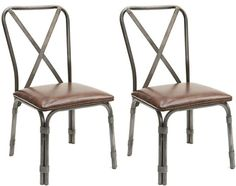 Willis and Gambier Revival Chigwell X Back Chair (Pair) #xchair #xbackchair
